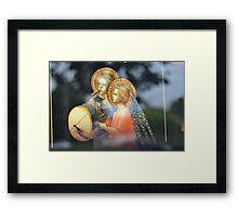 Herald Angels  Framed Print