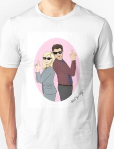 Benslie, Parks and Recreation (plain version) T-Shirt