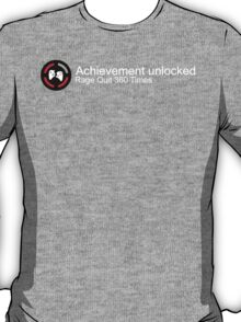 Achievement - Rage Quit T-Shirt