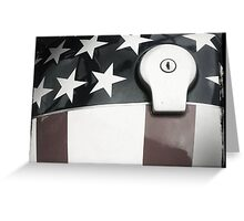 Stars n Stripes  Greeting Card