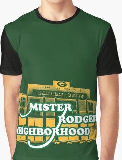 Mister Rodgers' Neighborhood Graphic T-Shirt