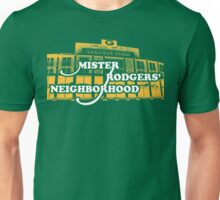 Mister Rodgers' Neighborhood Unisex T-Shirt
