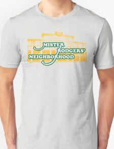 Mister Rodgers' Neighborhood Unisex T-Shirt