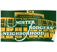 Mister Rodgers' Neighborhood Poster