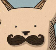 Movember, Pembroke Corgi Edition Sticker
