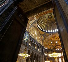 Ayasofya Ἁγία Σοφία Hagia Sophia by Edward Perry