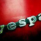 Vespa Red by delosreyes75