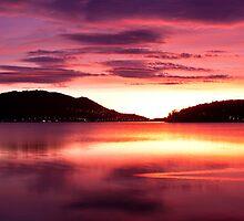 Dunedin Sunrise by Tony White