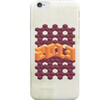 Squared 2013 iPhone Case/Skin