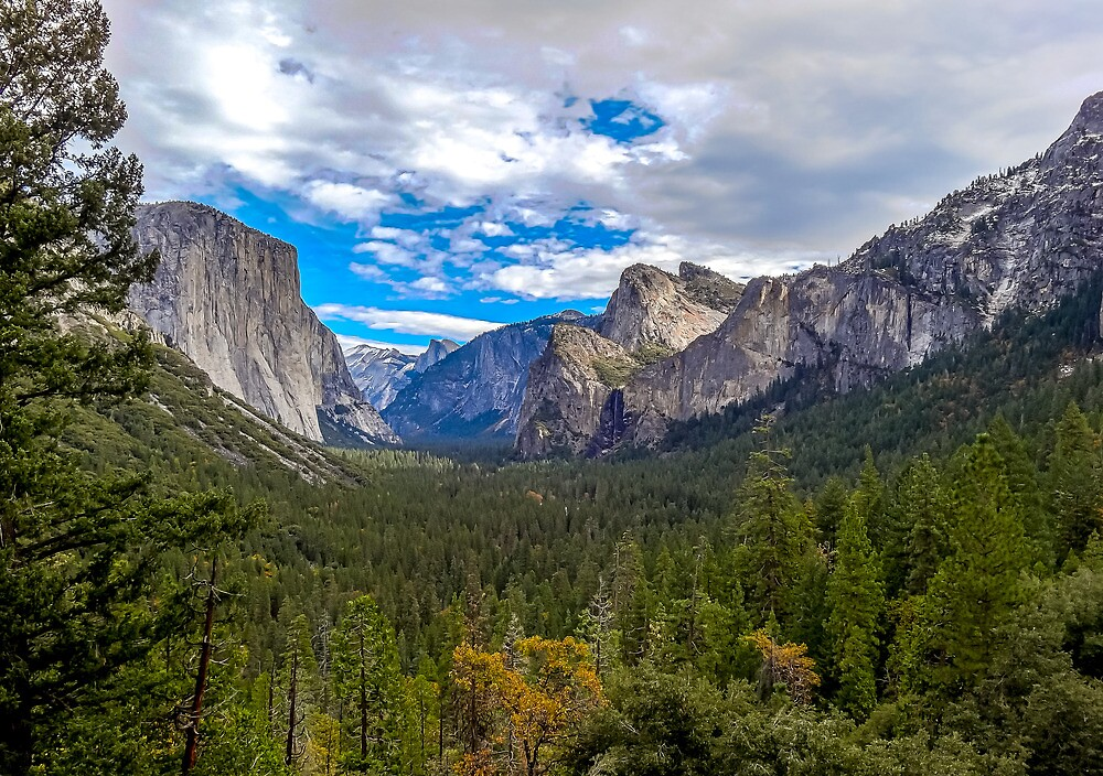 Yosemite National Park by Russell Charters