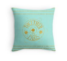 Anastasia Throw Pillow