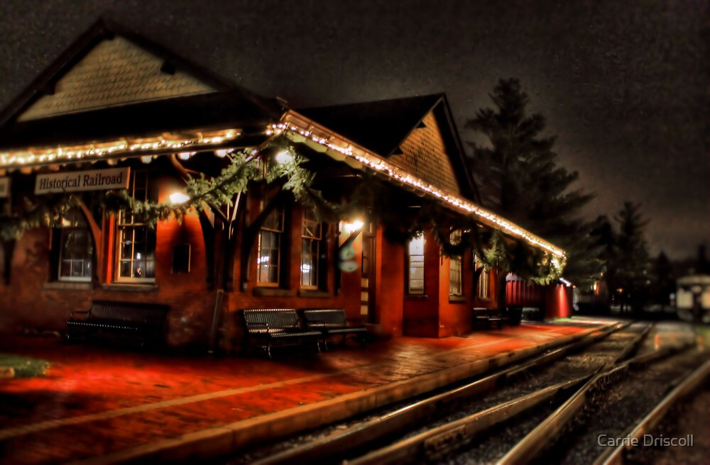 Talleyrand Station by Carrie Blackwood