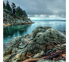 Banks of West Vancouver Photographic Print