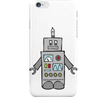Robot Friend 1000 iPhone Case/Skin