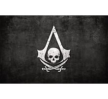 Assassin's creed Black flag Photographic Print