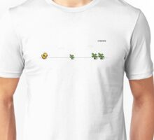 Google Chrome hidden game - Chocobo Version Unisex T-Shirt