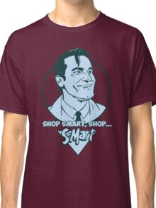 Ash from Evil Dead blue Classic T-Shirt