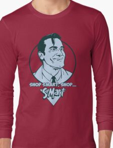 Ash from Evil Dead blue Long Sleeve T-Shirt