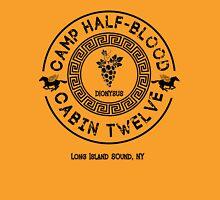 Percy Jackson - Camp Half-Blood - Cabin Twelve - Dionysus Unisex T-Shirt