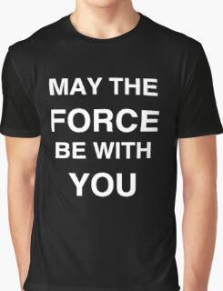 FORCE Graphic T-Shirt