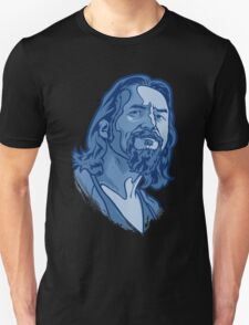 The Dude blue Unisex T-Shirt