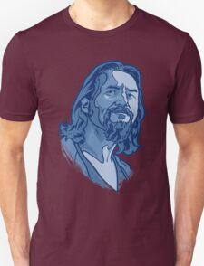 The Dude blue Unisex T-Shirt