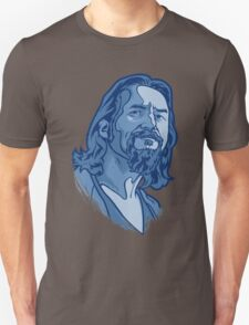 The Dude blue T-Shirt