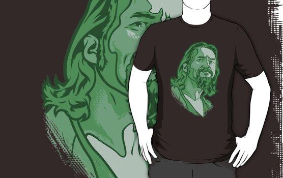 The Dude green by Cloxboy