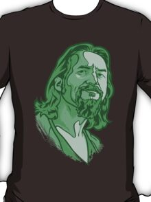 The Dude green T-Shirt