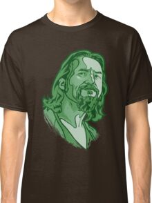 The Dude green Classic T-Shirt