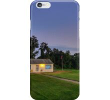 Sunset Monroeville Airport P.A Dawn of the Dead Location IMG 0919 iPhone Case/Skin