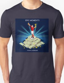 Football Champion Epic Moments T-Shirt