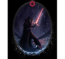 KYLO REN SPECIAL EDITION. Photographic Print