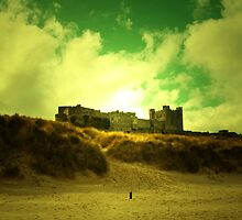 BAMBURGH CASTLE by leonie7