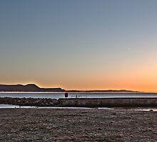 Sunrise by RickyMoorePhoto
