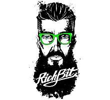 RichBit. Hipster Photographic Print
