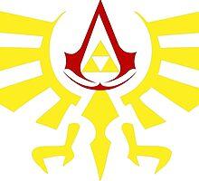 Brotherhood of the the Ocarina by sayvoc