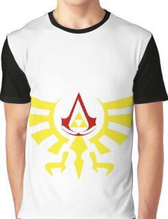Brotherhood of the the Ocarina Graphic T-Shirt