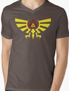 Brotherhood of the the Ocarina Mens V-Neck T-Shirt