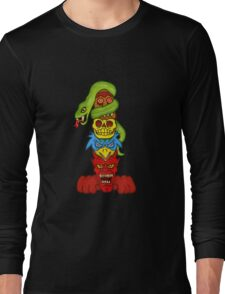 Number One Totem Long Sleeve T-Shirt