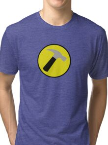 Instant Captain Hammer Costume Tri-blend T-Shirt