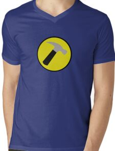 Instant Captain Hammer Costume Mens V-Neck T-Shirt