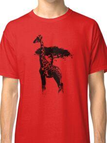 africa giraffe Classic T-Shirt