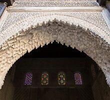 Bou Inania Madrasa by Brendon Doran