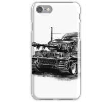 Tiger Heavy Tank iPhone Case/Skin