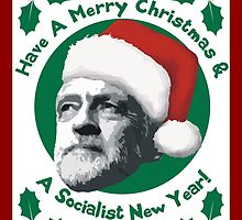 A Socialist New Year by JezWeCan