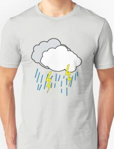 Cartoon Clouds T-Shirt
