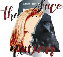 Face the Raven by Rouages Design