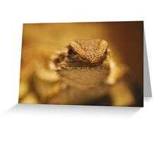 Beardy Greeting Card