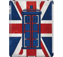 Dr Who -  Impasto Jack Tardis iPad Case/Skin